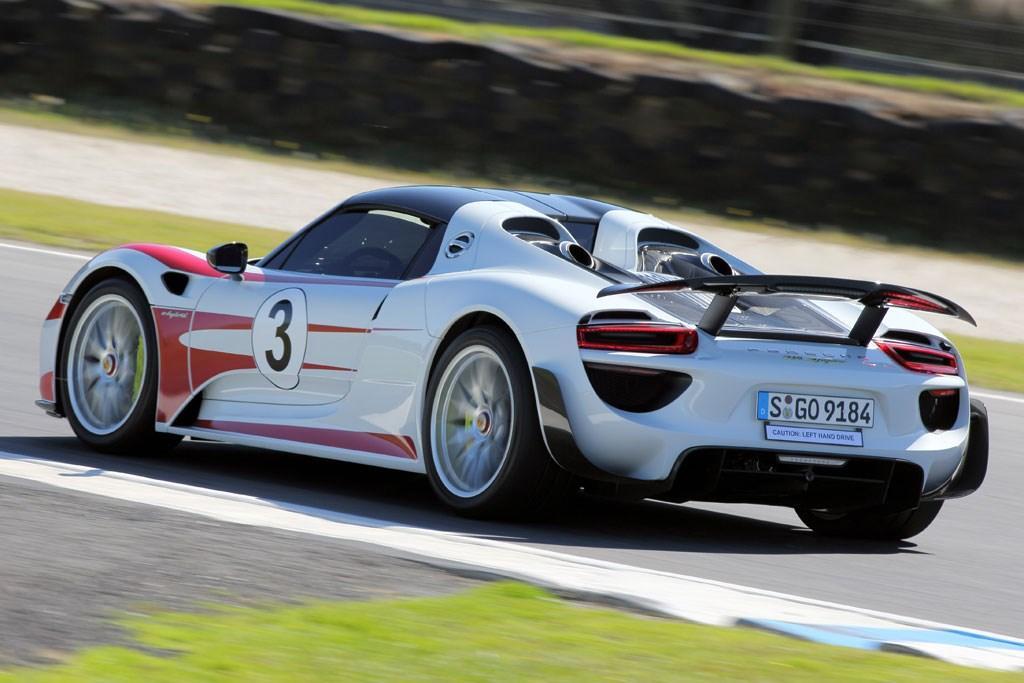 Porsche 918 Spyder 2015 Review Www Carsales Com Au