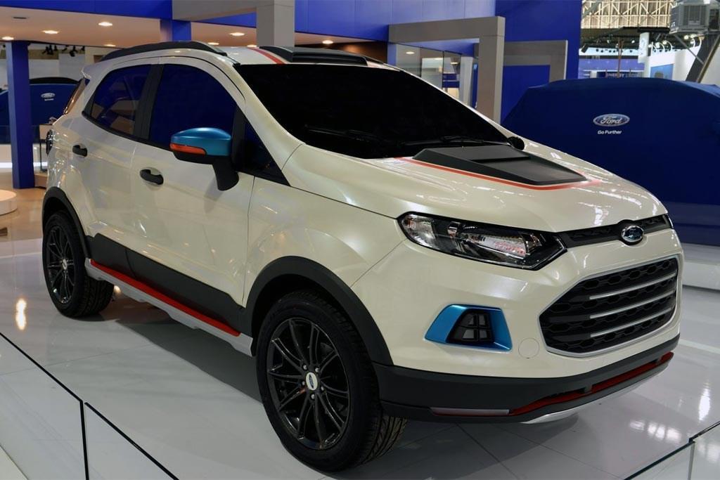 Sao Paulo Show Ford Ecosport Storm Www Carsales Com Au