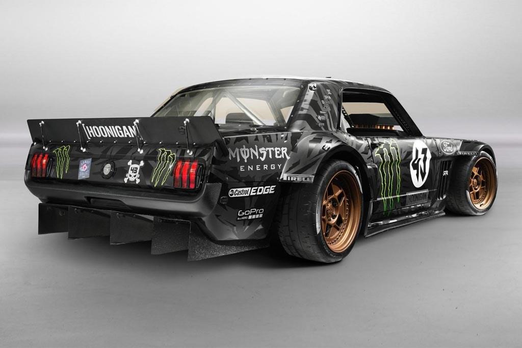 SEMA: Ken Block Ford Mustang Hoonicorn RTR - www carsales com au