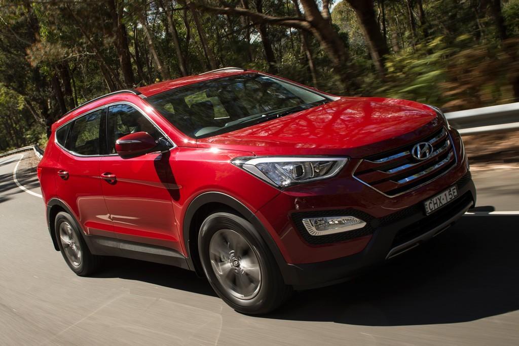 Hyundai Santa Fe 2013: Local Launch - www carsales com au