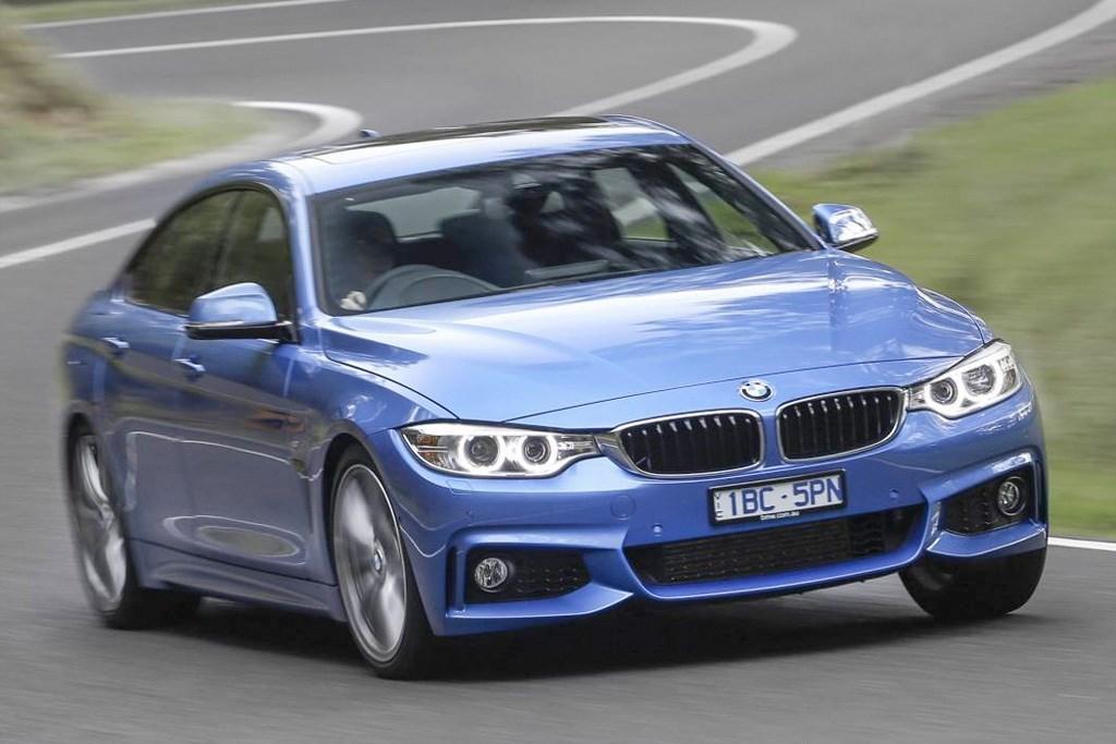 bmw 435i manual review