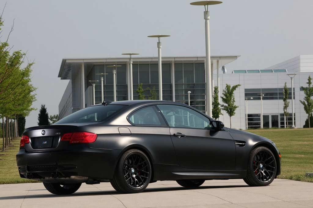 Frozen Black Edition M3