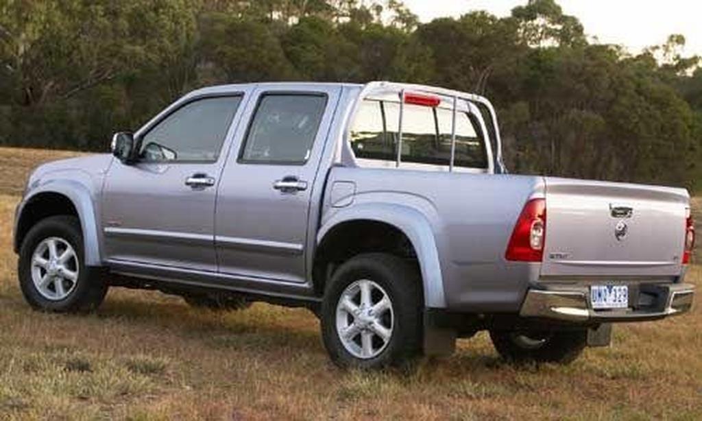Holden Rodeo Range - www carsales com au