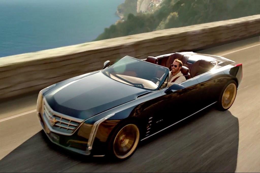 Cadillac Ciel Price >> Cadillac Resurrects Ciel Concept For Movie Promo Www