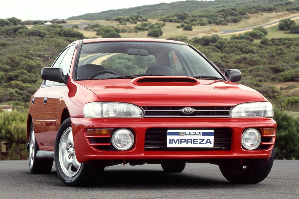 8db7a3c072 Subaru WRX  Two decades of all-paw action - www.carsales.com.au