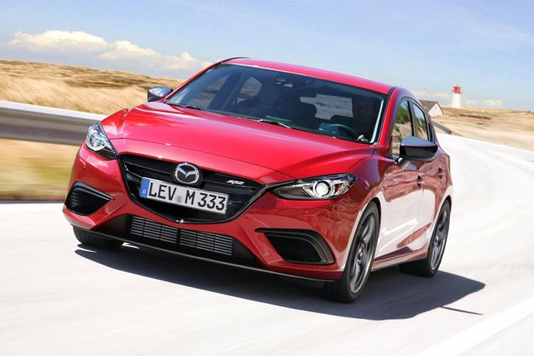 Mazda mps 2015