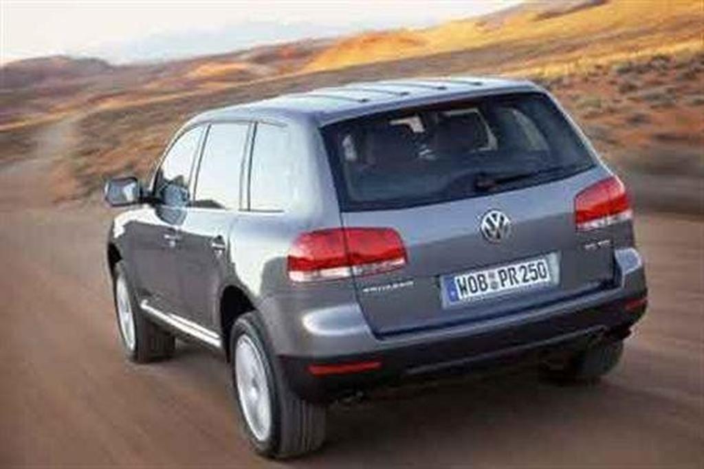 Volkswagen Touareg TDI V5 (2005-) - www carsales com au