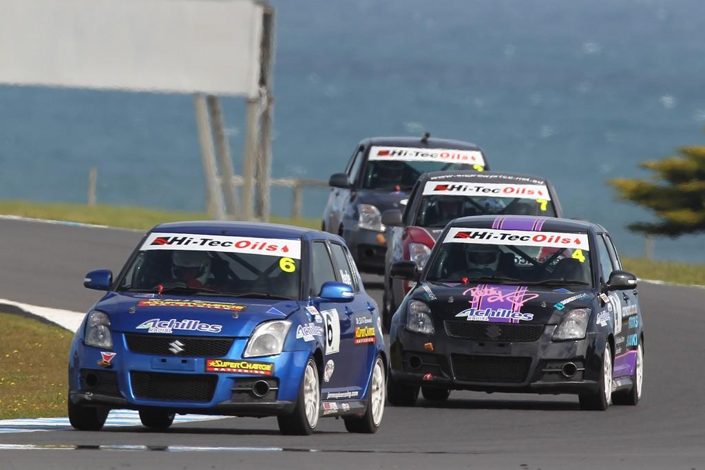 Suzuki Swift Cup: one-make fun and games - www carsales com au