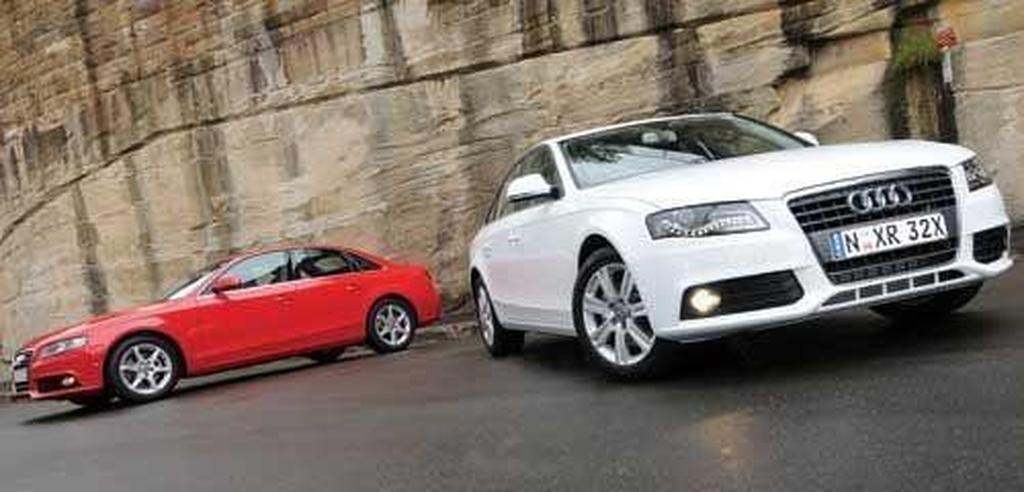 Audi A4 (B8) - www carsales com au