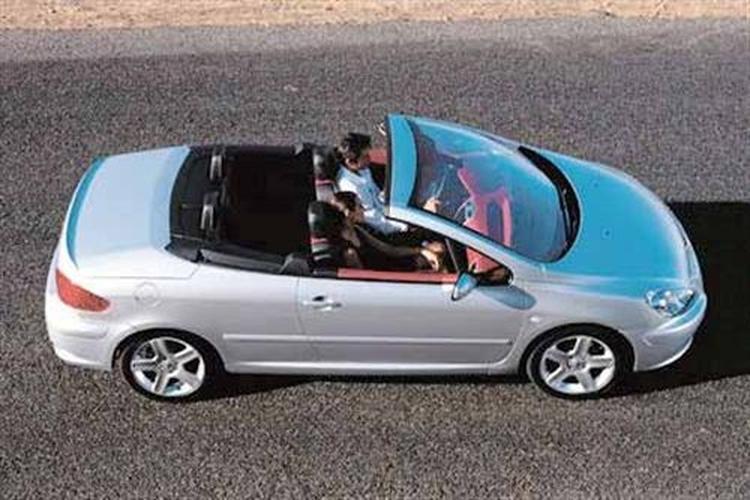 Peugeot 307CC - www carsales com au