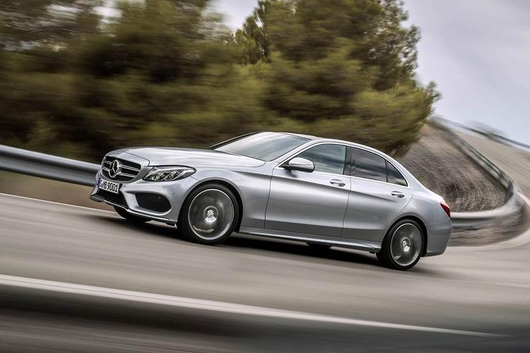 DETROIT MOTOR SHOW: C-Class hits new heights - www carsales
