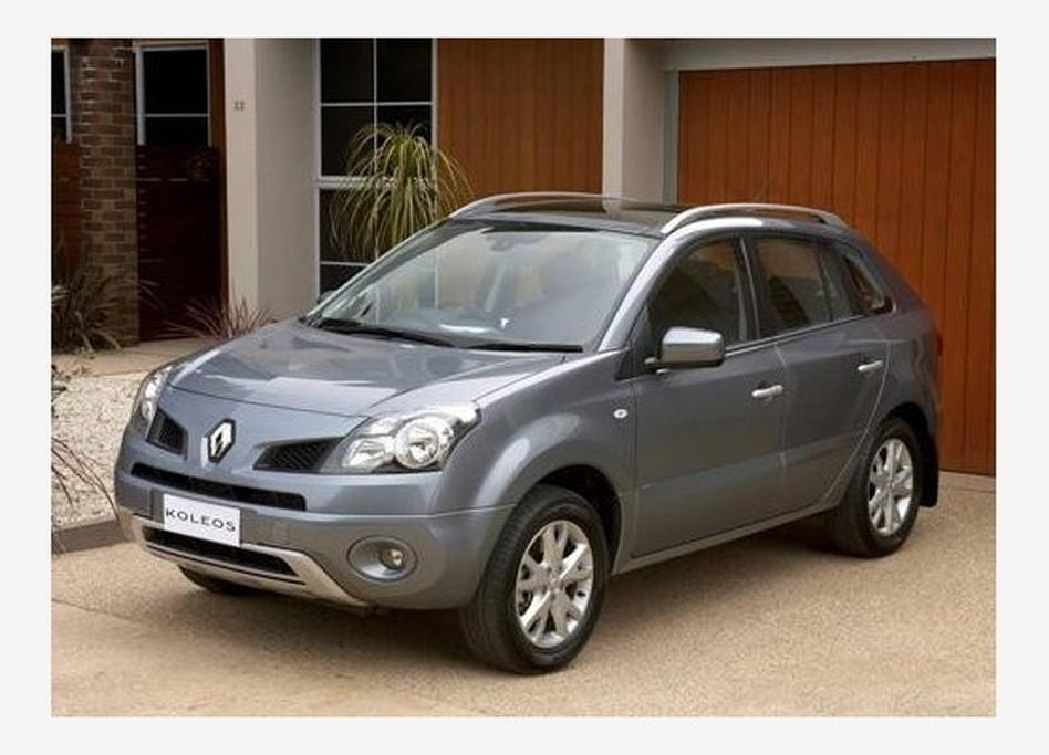 Renault Koleos Dynamique 4x2 Petrol Carsales