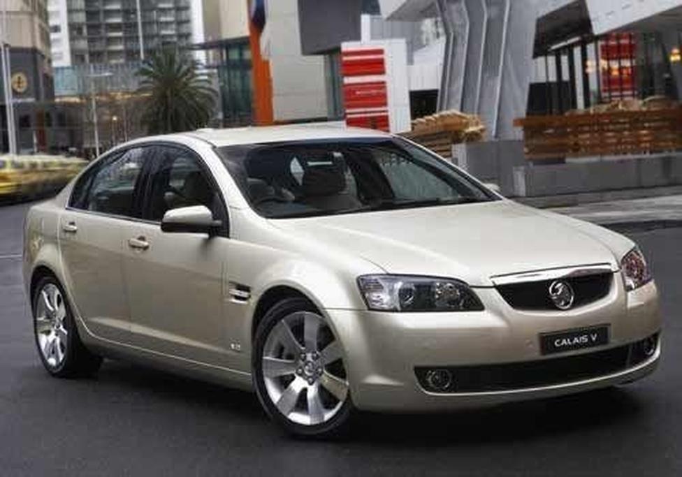 Holden VE Calais V V6 - www carsales com au