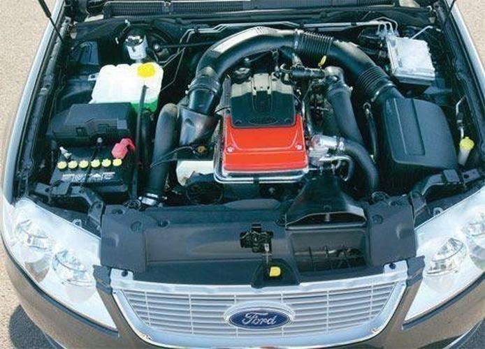 Ford FG Falcon: G6E Turbo - www carsales com au