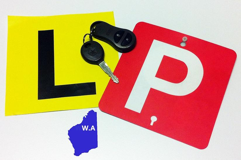 L and P plate guide – WA - www carsales com au