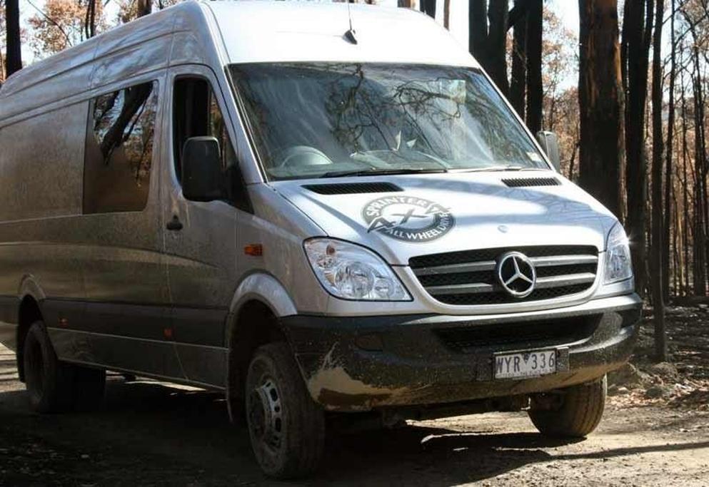 Mercedes-Benz Sprinter 515 CDi LWB 4x4 - www carsales com au