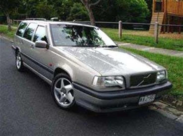 Volvo 850 T 5 Sedan Wagon 1993 96 Www Carsales Com Au