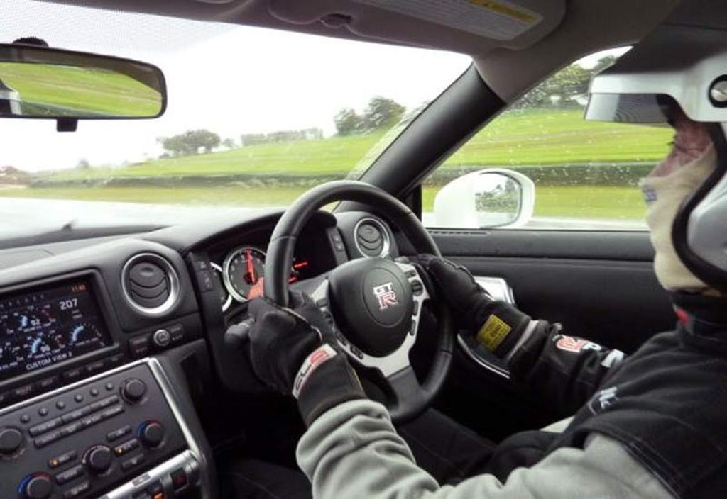 Gt R Nurburgring Lap Time Discrepancy Explained