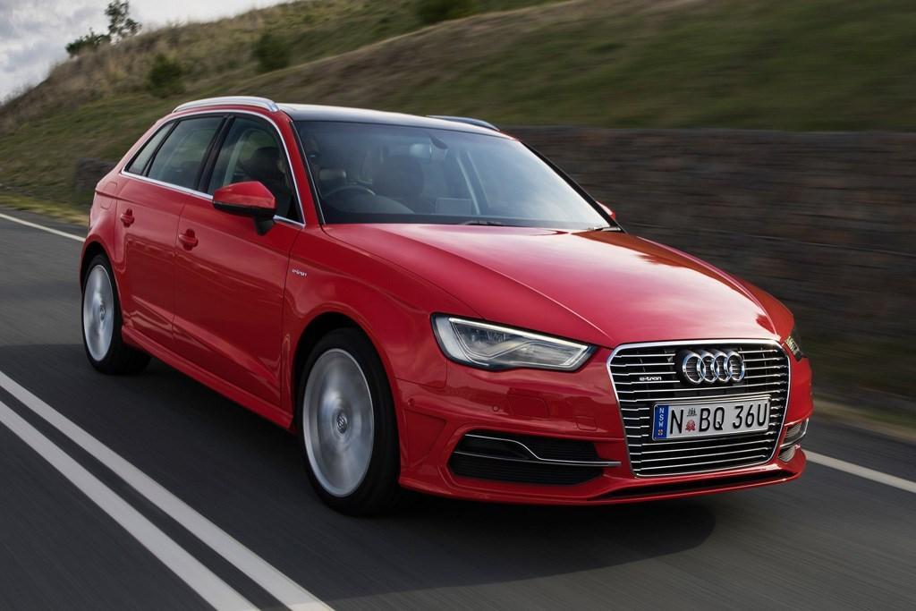 Audi A3 Sportback E Tron 2017 Review