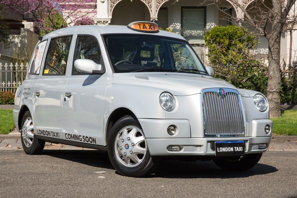 Geely Tx4 London Taxi 2017 Review