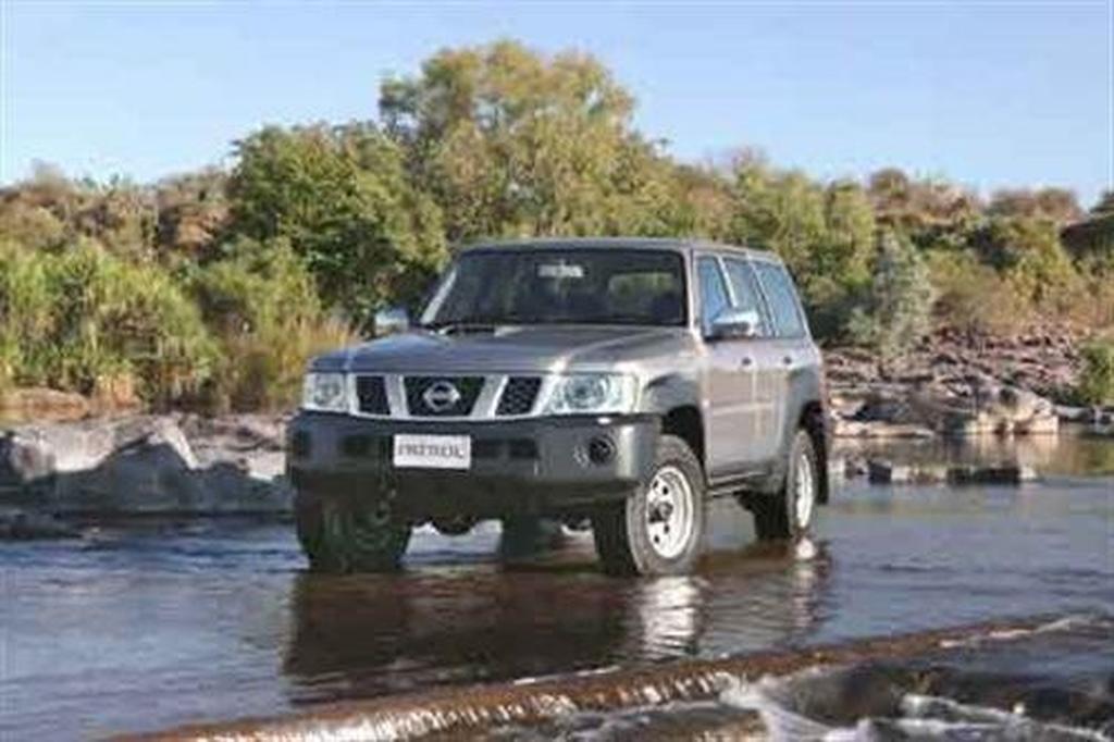 Nissan Patrol (2004-) - www carsales com au
