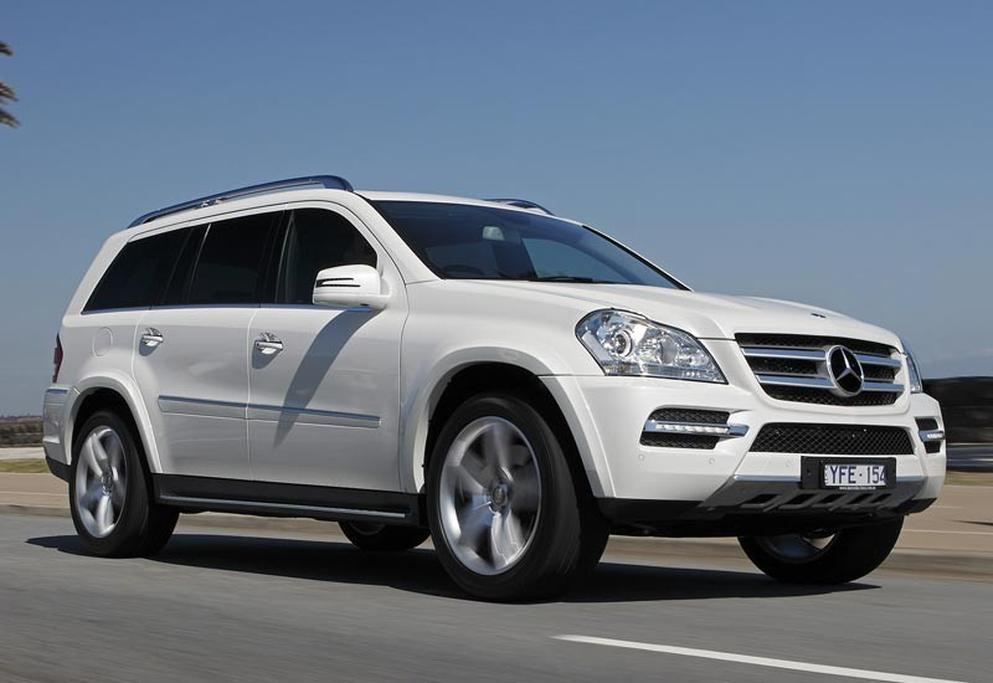 More toe for towing: Benz's 450 GL CDI - www carsales com au