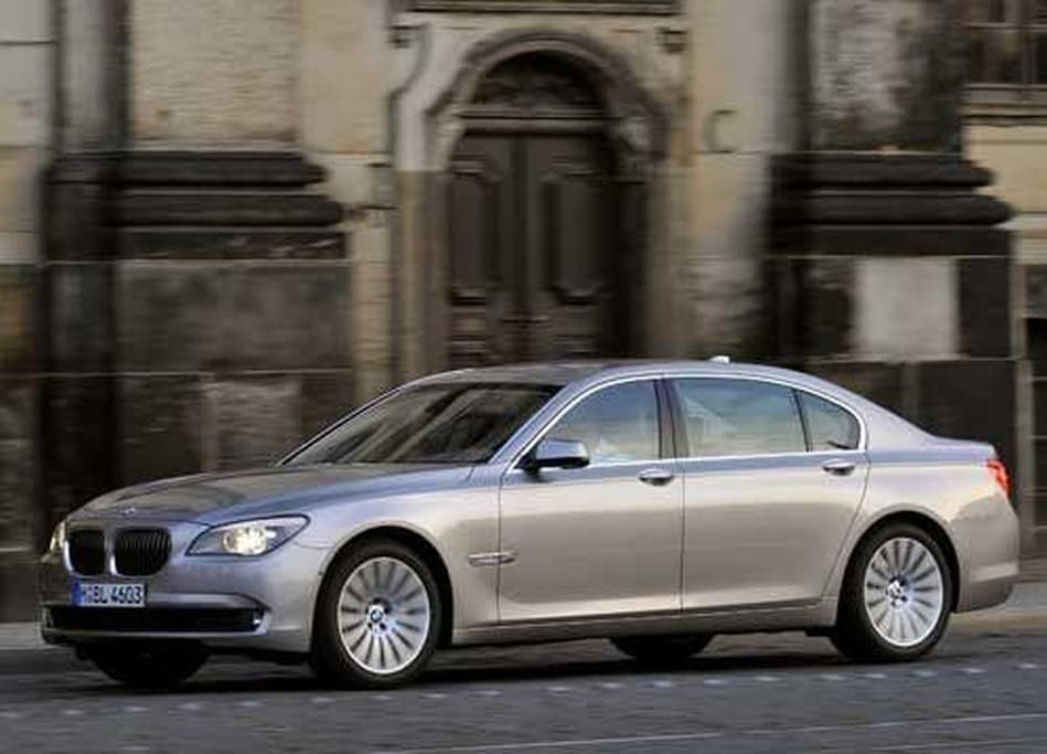 Bmw 7 Series F01 And F02 Wwwcarsalescomau
