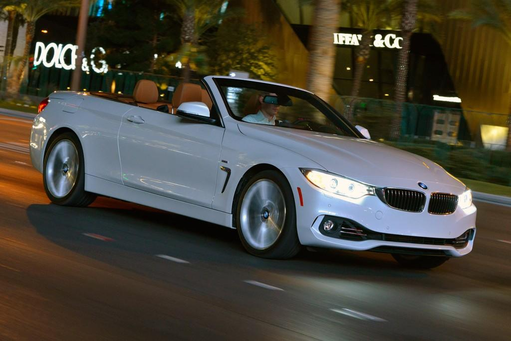 Bmw 435i Convertible 2017 Review