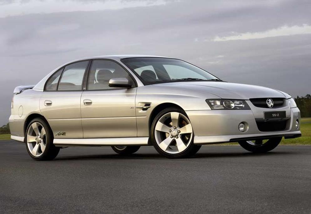 USED CAR ADVICE: Holden Commodore VZ - www carsales com au