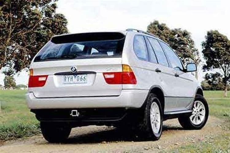 BMW X5 (1998-2003) - www carsales com au