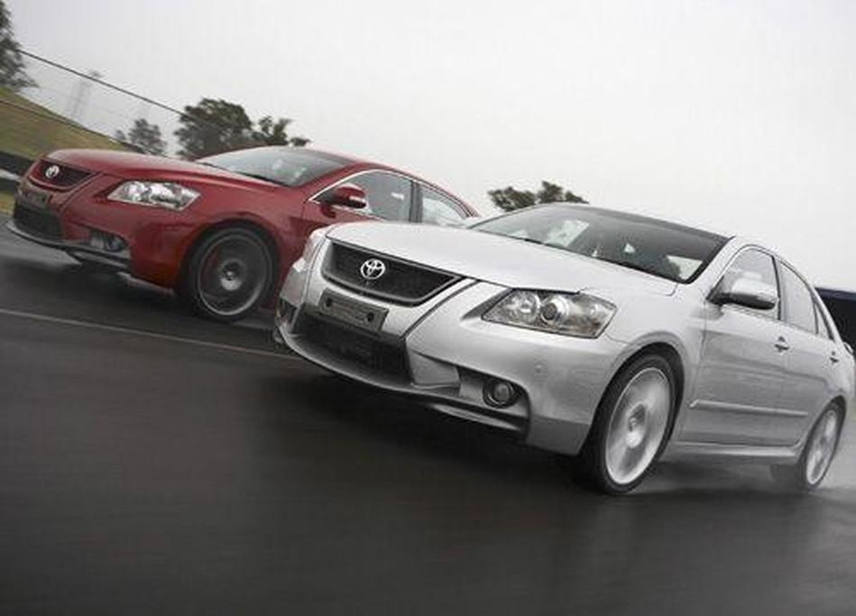 TRD Aurion 3500S & 3500SL - www carsales com au
