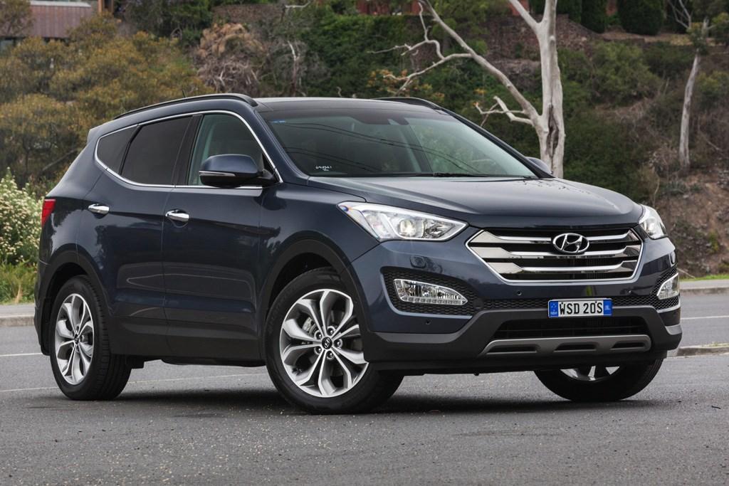 Hyundai Santa Fe 2015 Long-Term Test - www carsales com au