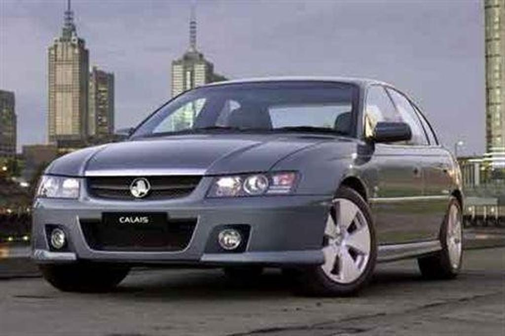 Holden VZ Commodore (2004-) - www carsales com au