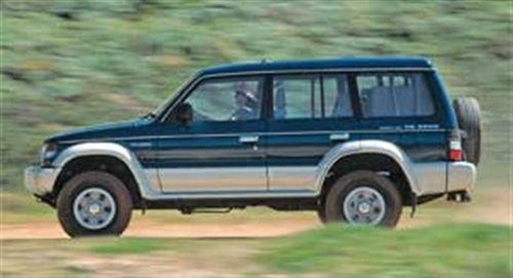 Mitsubishi Pajero (1987-) - www carsales com au