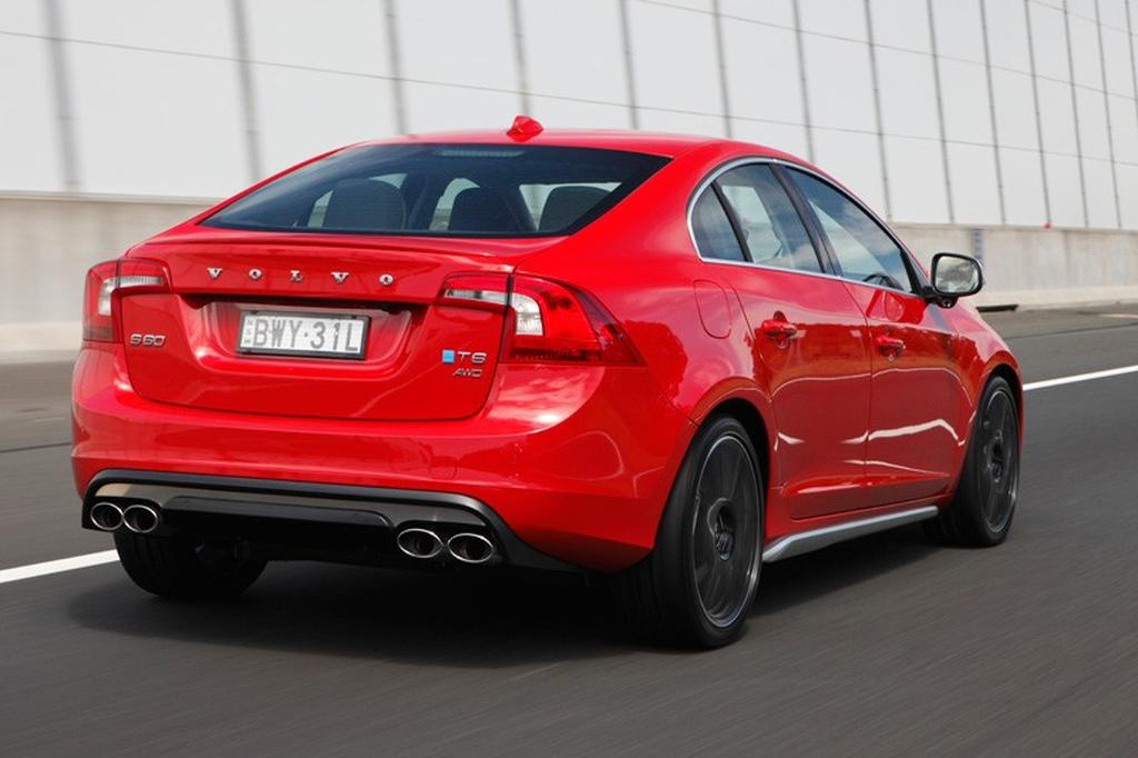 Volvo S60R Polestar: Launch Review - www carsales com au