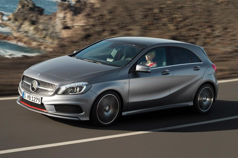 A-Class to employ Renault diesels - www carsales com au