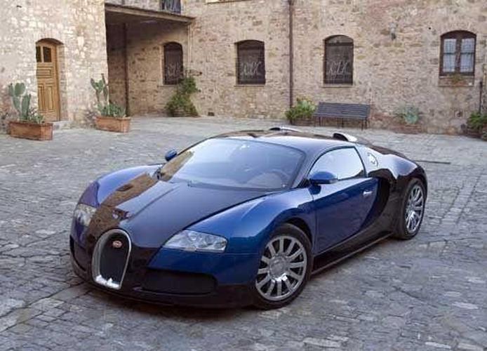 Bugatti car sales