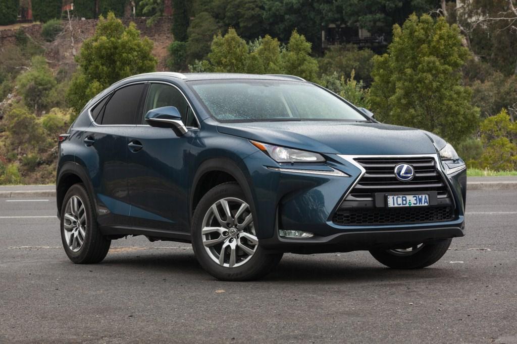 Lexus Nx 300h 2017 Review
