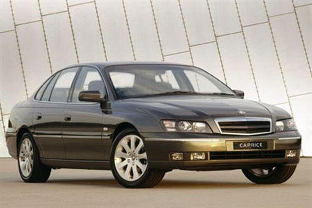 Holden WK Statesman/Caprice (2003-2004) - www carsales com au