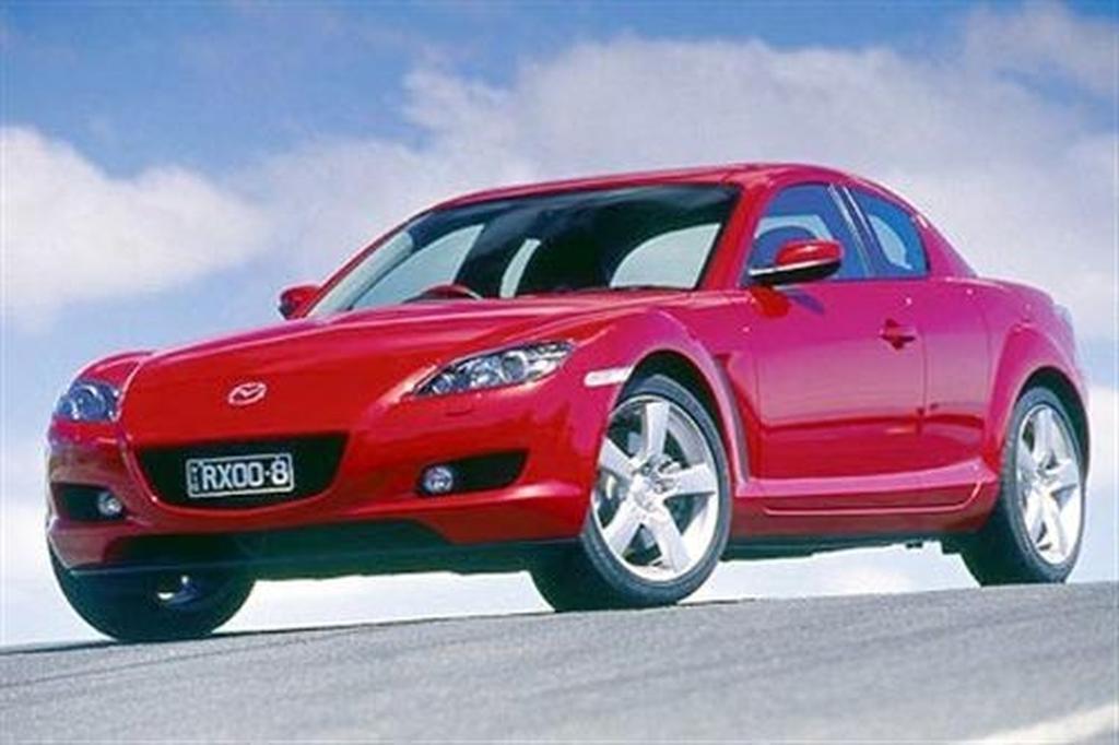 Mazda RX-8 - www carsales com au