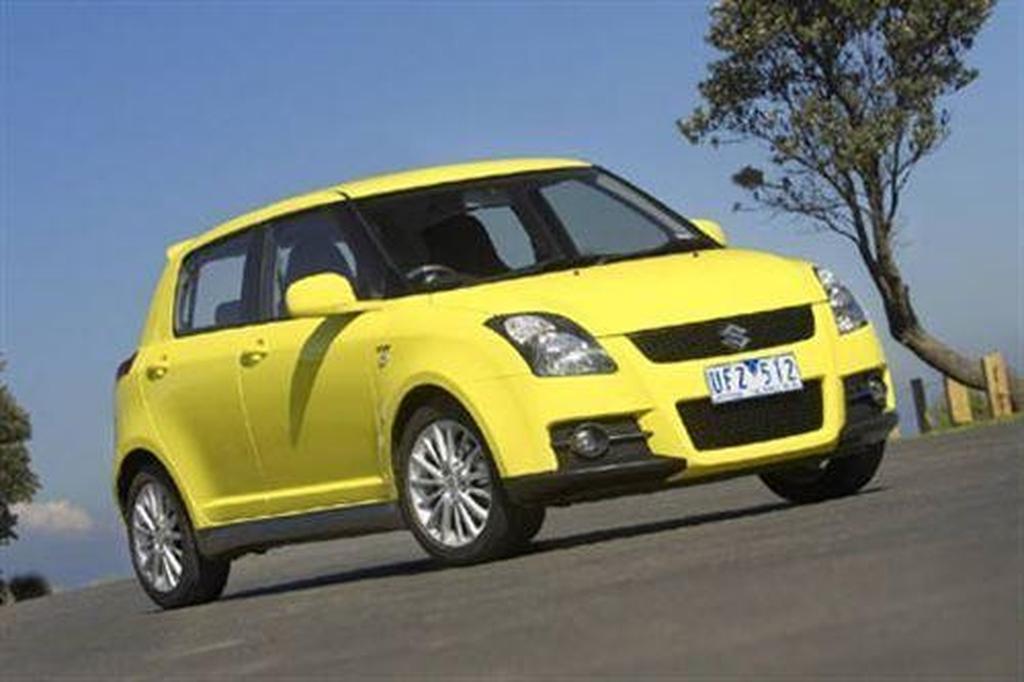Suzuki Swift Sport - www carsales com au