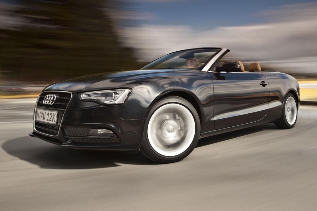 Audi A5 Cabriolet 2012: Road Test - www carsales com au