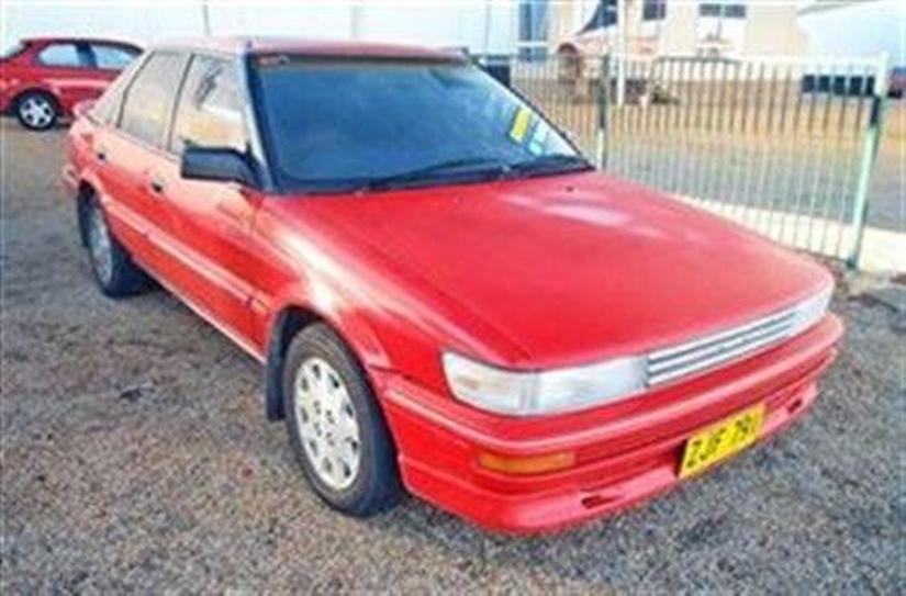 Toyota Corolla (1989-1994) - www carsales com au