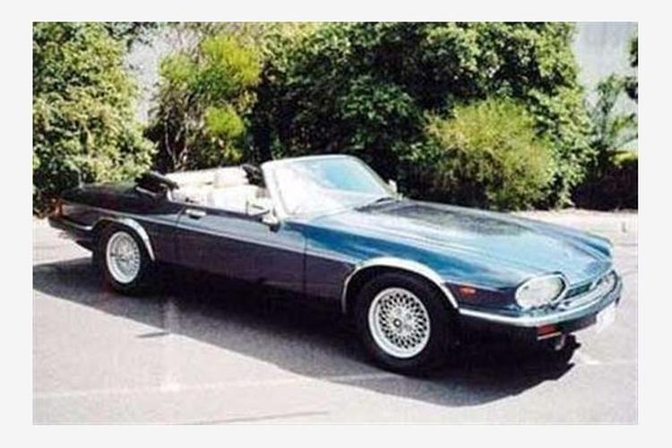 Jaguar XJ S Convertible (1988 95)