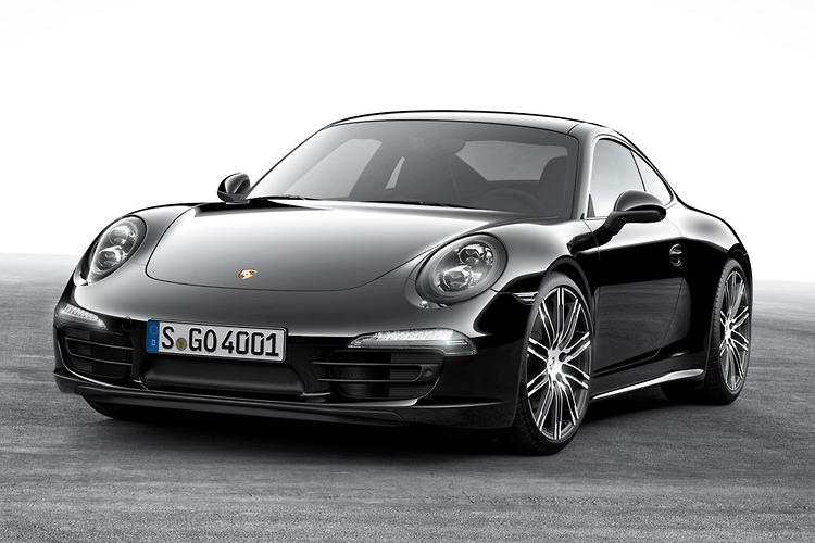 Porsche releases Black Edition sports cars , www.carsales.com.au
