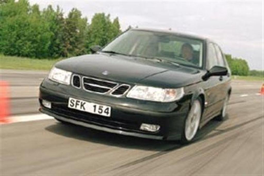 2003 saab 9-5 aero turbo