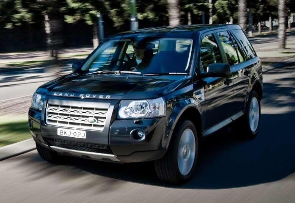 2008 land rover freelander 2 fuel consumption