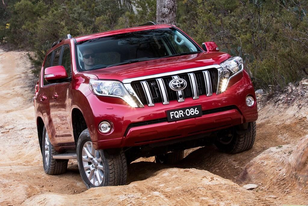 Toyota Prado 2015 Review - www carsales com au