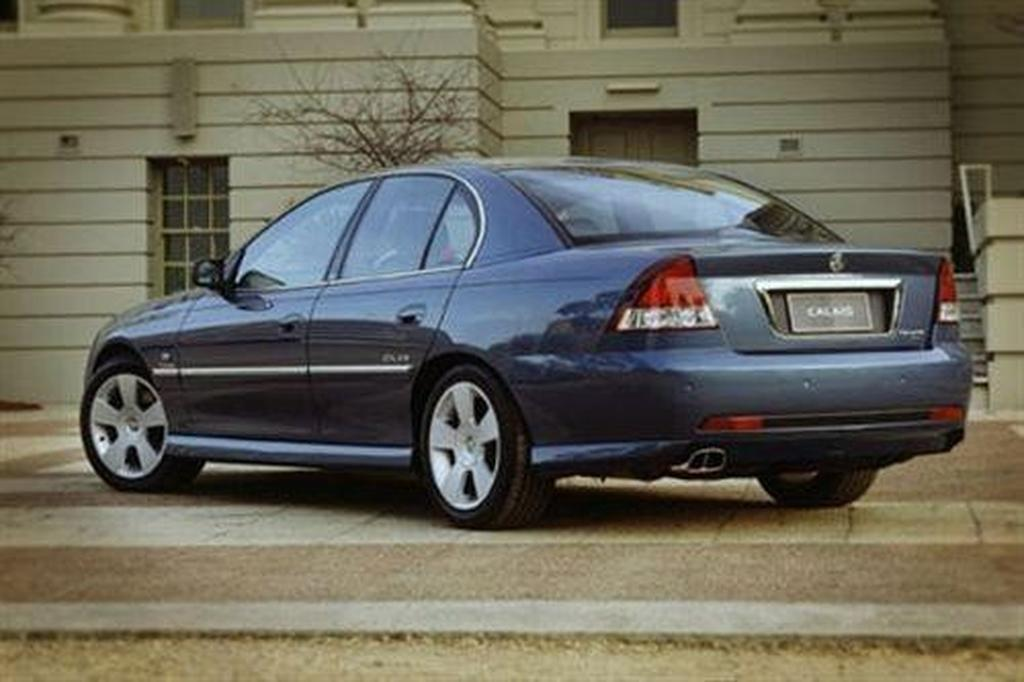 Holden VY Series II - www carsales com au