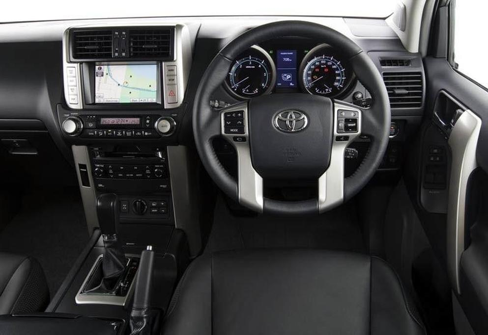 Toyota LandCruiser Prado 150 Series - www carsales com au